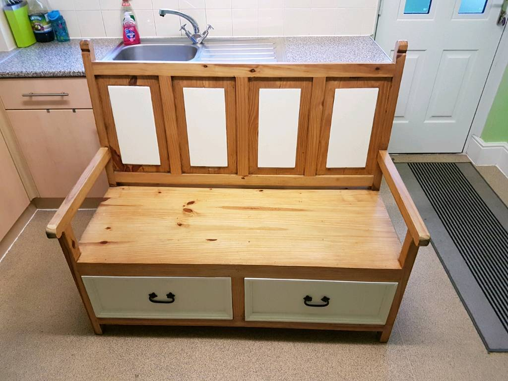 Mexican Pine Monks Bench Kitchen Hallway Dining In Darton South Yorkshire Gumtree