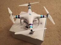 DJI Phantom 3 standard - drone - Mint condition