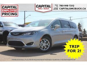 2017 Chrysler Pacifica TOURING-L PLUS SUNROOF REAR DVD LEATHER D