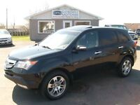 2009 Acura MDX SH-AWD 7 PASSENGER Leather Sunroof