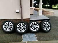 Alloy wheels Vauxhall Astra Gtc model