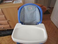 First years feeding chair