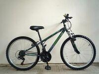 """(2146) 24"""" 12"""" APOLLO BOYS GIRLS CHILD MOUNTAIN HARDTAIL BIKE BICYCLE; Age: 8-12; Height 130-150 cm"""