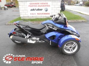 2010 Can-Am Spyder RS SM5