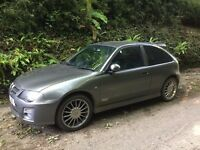 MG ZR, Air Con, MOT June 2018,