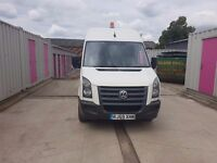 VOLKSWAGEN CRAFTER 35 BLUE TDI 136 MWB 2009REG FOR SALE
