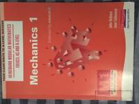 Used, As/A level maths and mechanics book for sale  London