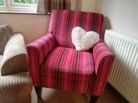 Lovely next armchair