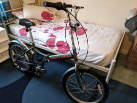 Challenge Holborn Folding 20in Bike