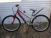 Girls/Ladies Cycle - good condition