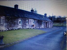 3 bedroom traditional cottage, in a rural location , well worth viewing , excellent condition.