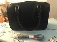 Brand new with tags FCUK leather handbag