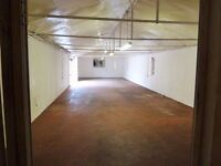 WAREHOUSE / WORKSHOP AVAILABLE TO RENT IN WALTHOMSTOW E17