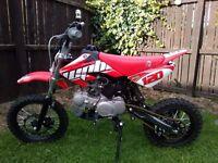 Welsh Pit Bike 125cc