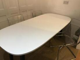 Table & chairs for sale!