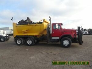 2001 International 2674 Tandem Snow Plow