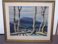 Lawren Harris Group of Seven Print