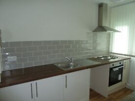 newly renovated 2 bedroom flat to let