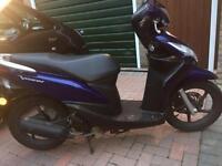 50cc moped, Honda NSC 50