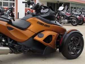 2013 can-am Spyder RS-S SM5   8,500 KMS  Only $39 weekly!  Power London Ontario image 7