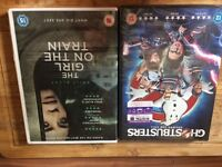 New sealed dvds