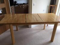Extending dining table- free