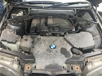 Wanted BMW 318ci E46 N42B20a 2.0 Engine complete Halifax