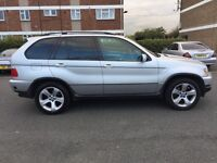 BMW X5 4.4i 4x 4 286 BHP Conversion LPG