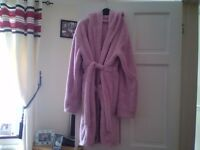 Ladies / girls dressing gown and onesie