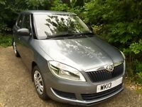 Great runabout car - Skoda Fabia S, in excellent condition