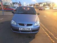 Rover City Rover 1.4 Solo 5dr 2004,Hatchback25,000miles Manual 1405cc Petrol+OneYear MOT+Low Mileage
