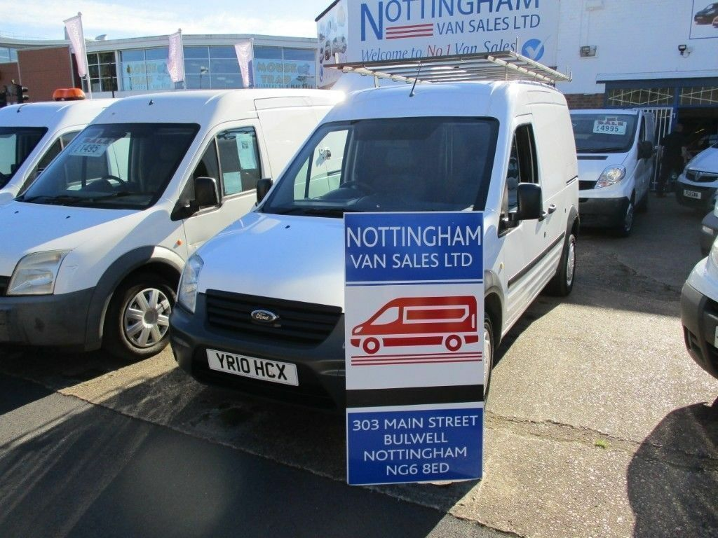 c41b62aa22 Ford Transit CONNECT LWB High Roof 2010