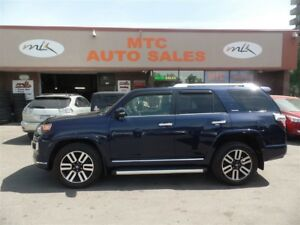 2014 Toyota 4Runner SR5 V6, LEATHER, NAV, BACKUP CAM