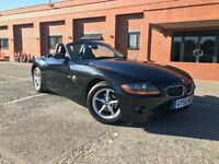 BMW Z4 2.0 59,000 miles full service history two keys superb condition drives like new hpi clear