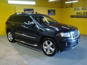 2012 Jeep Grand Cherokee ~ OVERLAND ~ LOADED ~ NAVIGATION ~