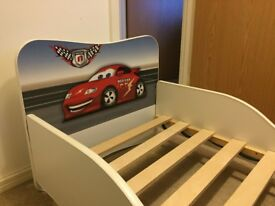 Childrens Car Bed For Sale - good condition as new