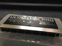 Behring UltraLink Pro rackmount mixing/splitter