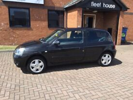 RENAULT CLIO CAMPUS SPORT 3 DOOR (56) LOW MILES, SERVICE HISTORY, HPI CLEAR.