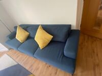 MADE 3 Seater Sofa, Excellent condition