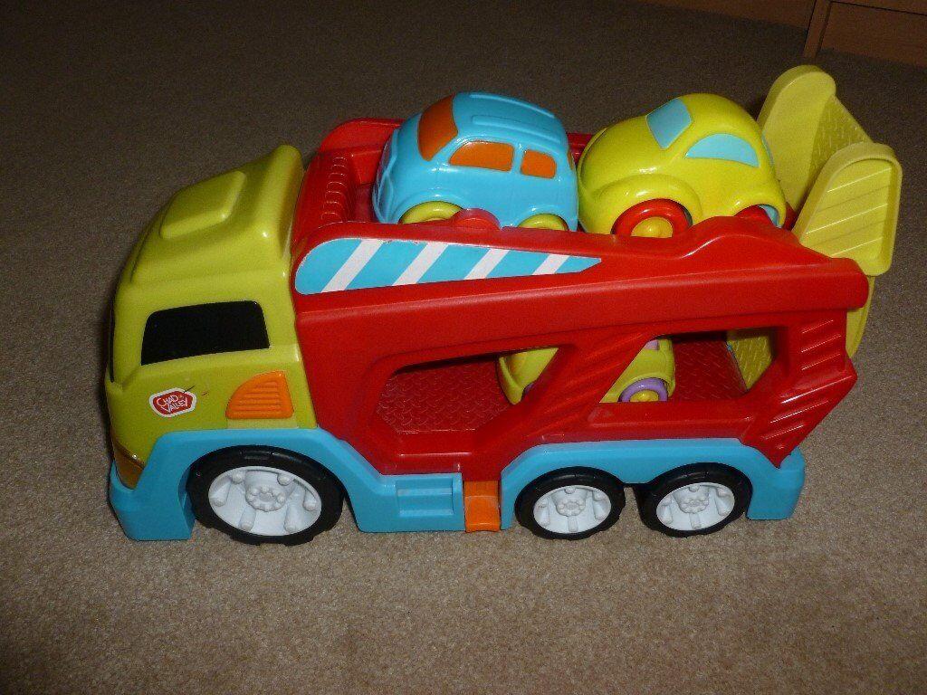 Chad Valley Transporter