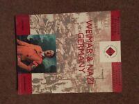 Various School Textbooks - History and Modern Studies