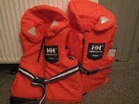 Helly Hansen buoyancy aids