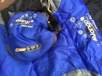Vango nite star baby sleeping bag
