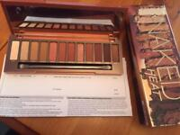 New Urban Decay Naked Heat Palletr