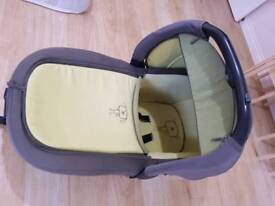 Jane Transporter Carry Cot