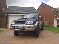 Mitsubishi 4x4 L200 for sale