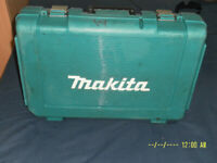 MAKITA Power Drill Case - CASE ONLY !!!