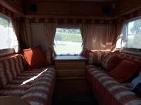 Bailey Senator Oklahoma 4 Birth Touring Caravan (2002)