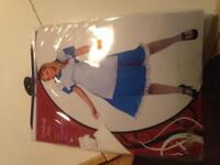 Alice-in-wonderland fancy dress (small)