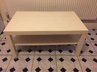 Ikea Coffee Table - White